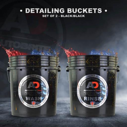 Autobrite Direct Bucket 2 pack