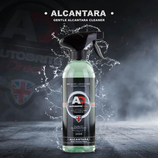 Alcantara & Suede Surface Cleaner