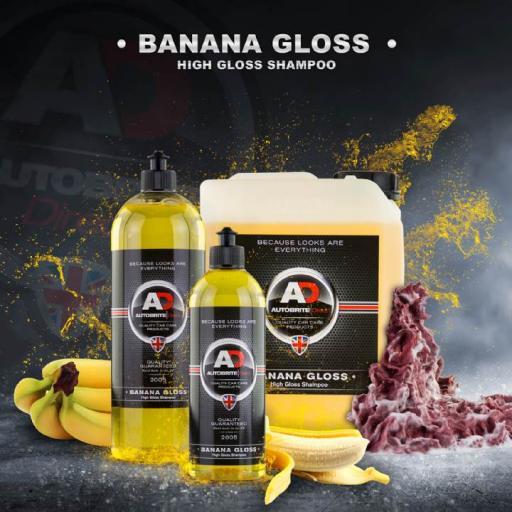 Banana Gloss Hyper Concentrated Shampoo