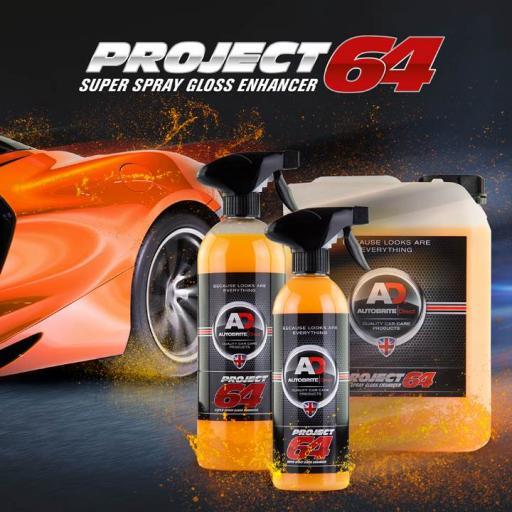 Project 64 - Super Spray Gloss Enhancer