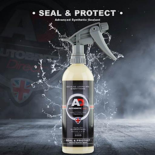 Seal & Protect Extreme Synthetic Paint Sealant