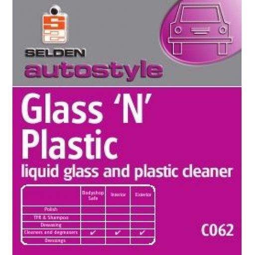 Glass 'n' Plastic