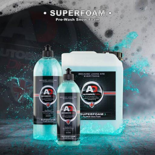 SUPERFOAM!