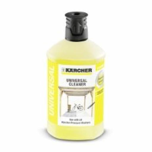 Karcher Universal Cleaner.