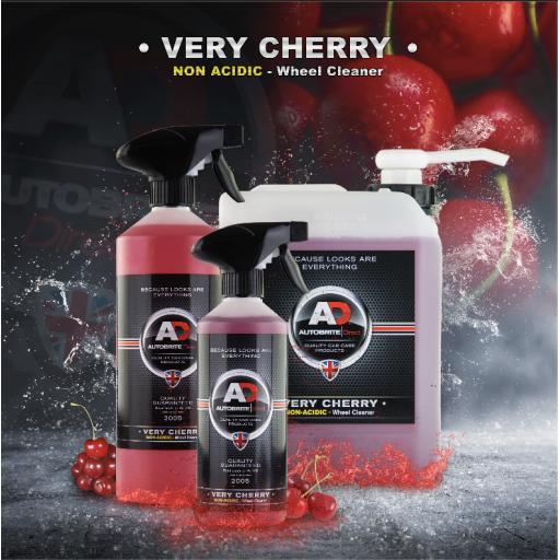 Very Cherry - Non Acidic
