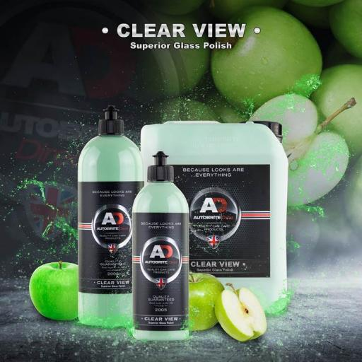 Clear View - Superior Glass Polish