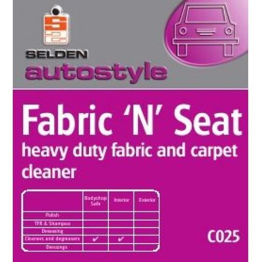 Fabric 'n' Seat