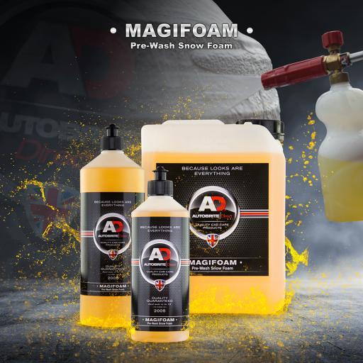 Magifoam - Ultimate Prewash Snowfoam