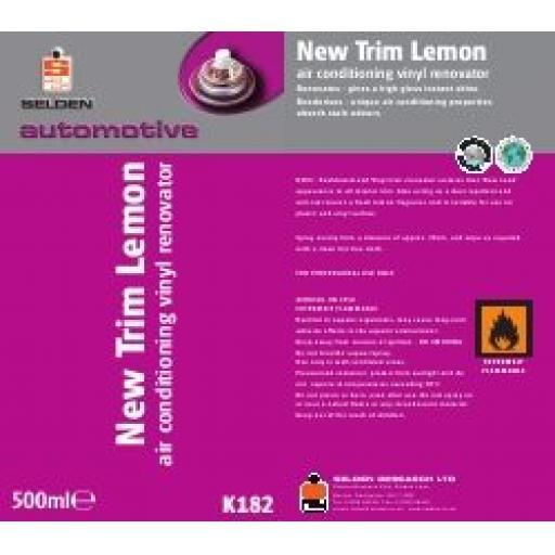 New Trim Original / Lemon / Tangerine
