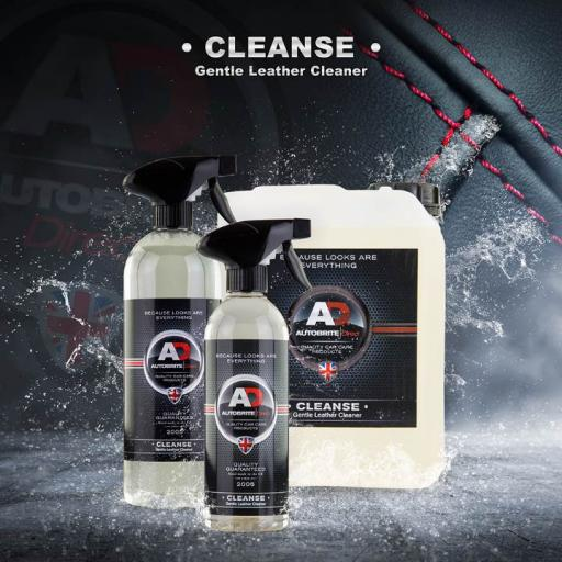 Cleanse - Gentle Leather Cleaner
