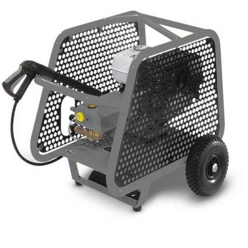 HD 1050 B - Cage