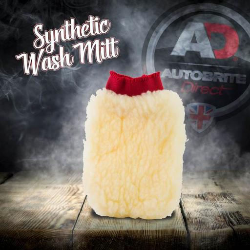 Synthetic Wool Wash Mit